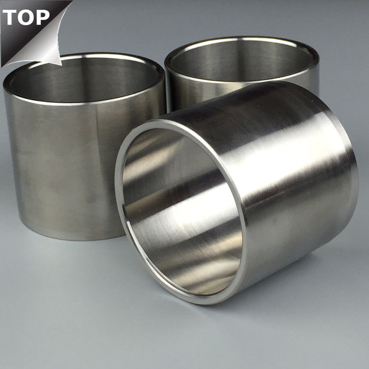 Powder Metallurgy Process Corrosion Resistance Cobalt Chrome Alloy Metal Sleeve Bushing