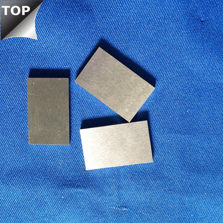 High Hardness Electrical Tungsten Alloy Sheet Powder Metallurgy Processing